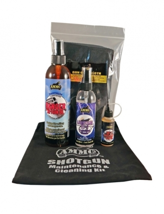 Shotgun Care Kit with Free Bag.